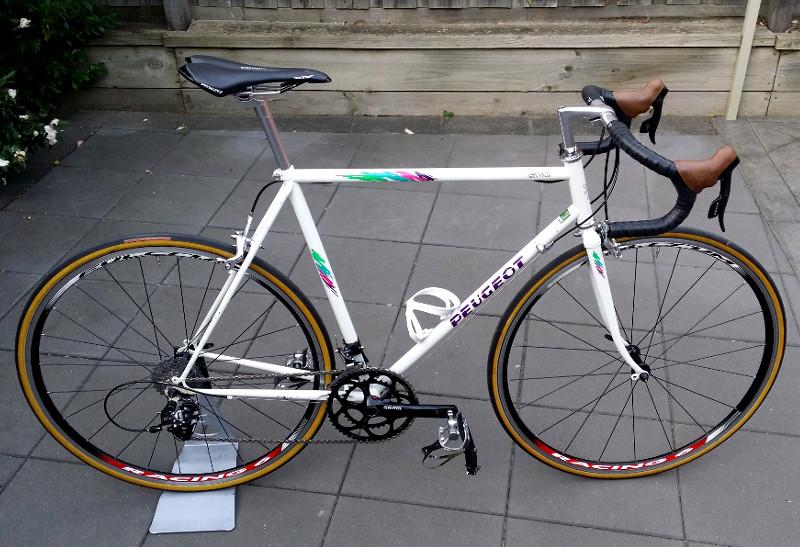 she's so heavy – a 'neo-retro' bike build. | allez alain